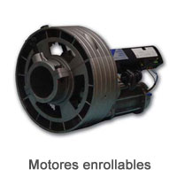 motores enrollables